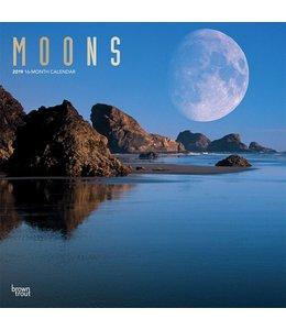 Browntrout Moons Kalender 2019