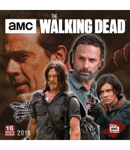 Sellers Publishing Walking Dead Kalender 2019