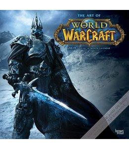 Browntrout World of Warcraft Kalender 2019