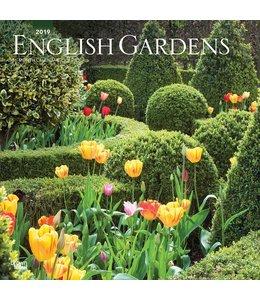 Browntrout English Gardens Kalender 2019