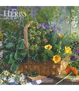 Browntrout Herbs Kalender 2019