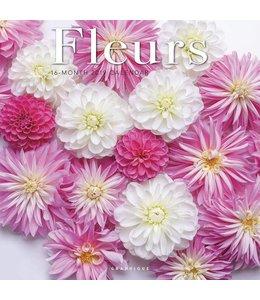 Graphique de France Fleurs Kalender 2019