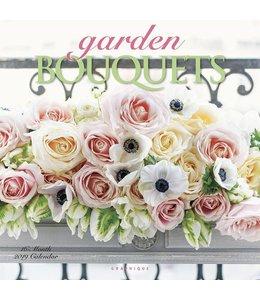 Graphique de France Garden Bouquets Kalender 2019