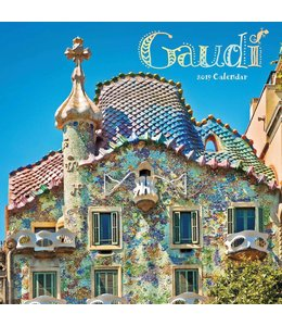 CarouselCalendars Gaudi Kalender 2019