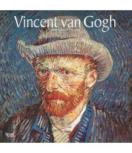 Browntrout Vincent van Gogh Kalender 2019