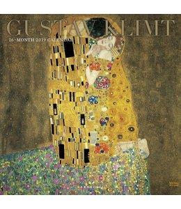 Graphique de France Gustav Klimt Kalender 2019