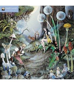 Flame Tree Fairyland Kalender 2019
