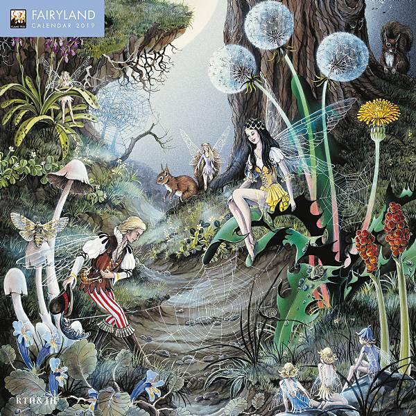 Image of Fairyland Kalender 2019 139862189