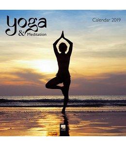 Flame Tree Yoga and Meditation Kalender 2019