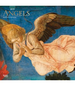 Browntrout Angels Kalender 2019