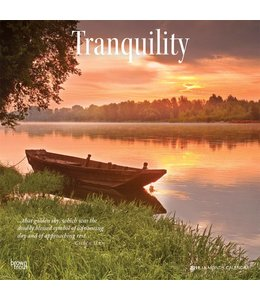 Browntrout Tranquility Kalender 2019