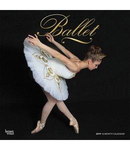 Browntrout Ballet Kalender 2019