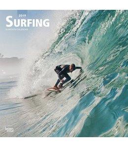 Browntrout Surfing Kalender 2019