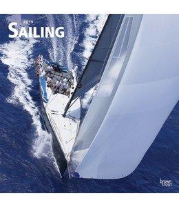 Browntrout Sailing Kalender 2019