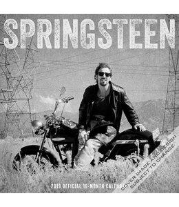 Browntrout Bruce Springsteen Kalender 2019