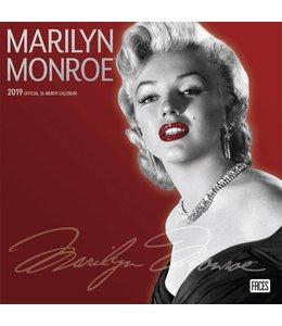 Browntrout Marilyn Monroe Kalender 2019