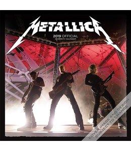 Bravado Metallica Kalender 2019