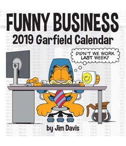 Andrews McMeel Garfield Kalender 2019
