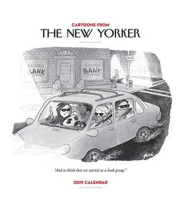 Andrews McMeel New Yorker Kalender 2019