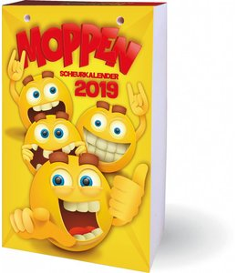 Inter-Stat Moppen Scheurkalender 2019