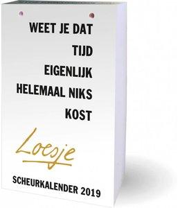 Inter-Stat Loesje Scheurkalender 2019