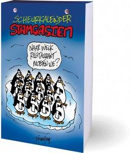 Inter-Stat Stamgasten Scheurkalender 2019