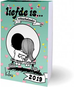Inter-Stat Liefde is Scheurkalender 2019