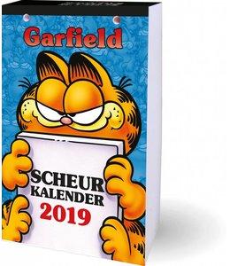 Inter-Stat Garfield Scheurkalender 2019