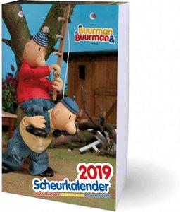 Inter-Stat Buurman en Buurman Scheurkalender 2019
