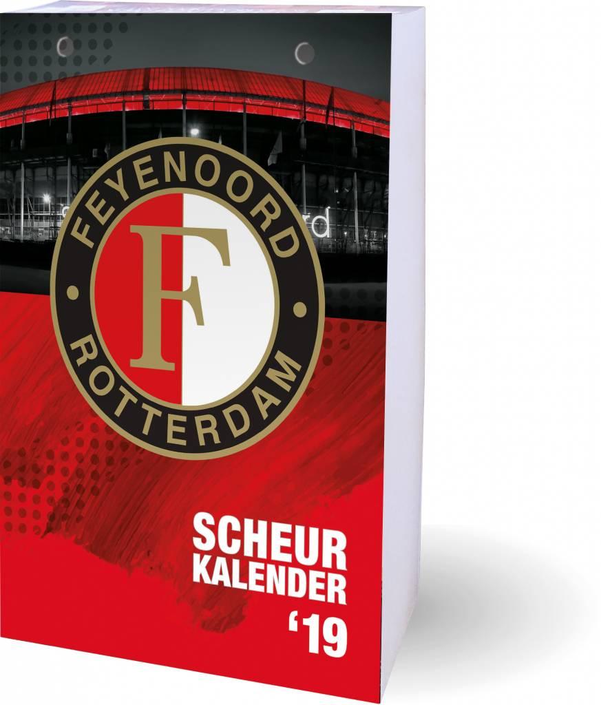 Feyenoord Scheurkalender 2019