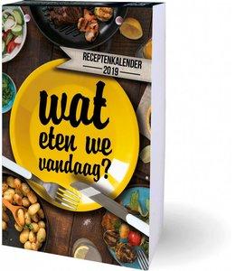 Inter-Stat Wat eten we vandaag? Scheurkalender 2019