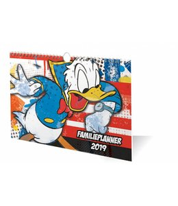 Inter-Stat Donald Duck Familieplanner 2019