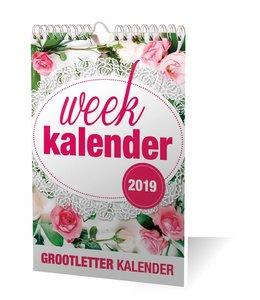Inter-Stat Bloemen Weekkalender 2019