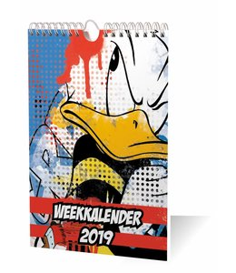 Inter-Stat Donald Duck Weekkalender 2019