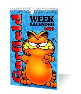 Inter-Stat Garfield Weekkalender 2019