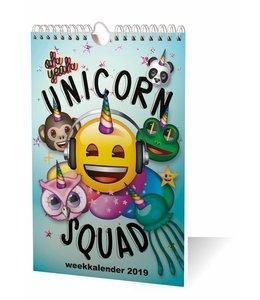 Inter-Stat Emoji Weekkalender 2019
