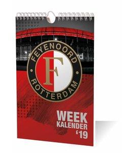 Inter-Stat Feyenoord Weekkalender 2019
