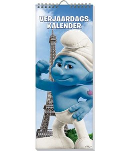 Inter-Stat Smurfen Verjaardagskalender