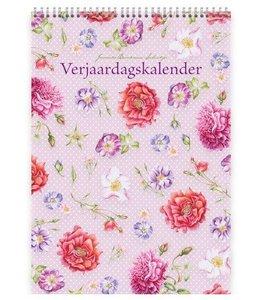 Comello Janneke Brinkman Rozen Verjaardagskalender