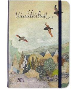 Peter Pauper Wanderlust Agenda 2019