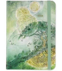 Peter Pauper Timeless Tree Agenda 2019