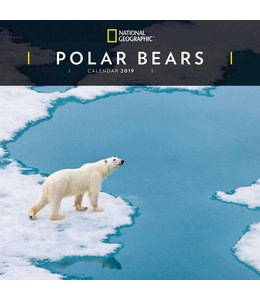 CarouselCalendars IJsberen Kalender 2019 National