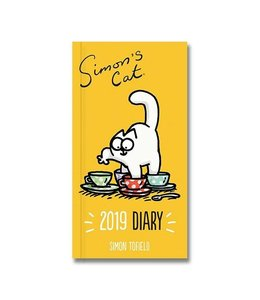 Portico Simon's Cat Pocket Agenda 2019