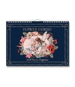 Portico Flower Fairies A4 Planner 2019