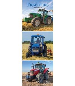 Browntrout Tractors Kalender 2019 Slimline