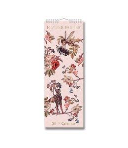 Portico Flower Fairies Kalender 2019 Slimline