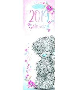 Carte Blanche Me to You Kalender 2019 Slimline