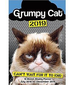 Sellers Publishing Grumpy Cat Agenda 2019