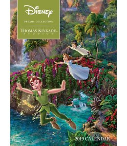 Andrews McMeel Thomas Kinkade Disney Dreams Agenda 2019