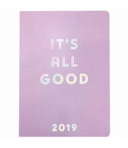 Graphique de France Lilac Holographic Agenda 2019